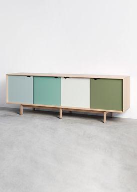 Andersen Furniture - Skænk - S1 Sideboard - Eg / Hvidolie