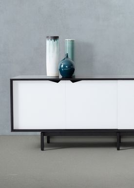 Andersen Furniture - Skænk - S1 Sideboard - Eg / Sort lakeret