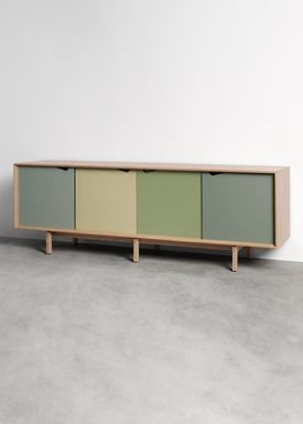 Andersen Furniture - Skænk - S1 Sideboard - Eg / Naturolie