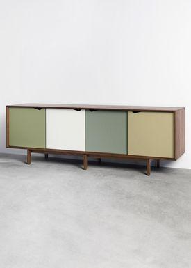 Andersen Furniture - Skænk - S1 Sideboard - Valnød / Naturolie