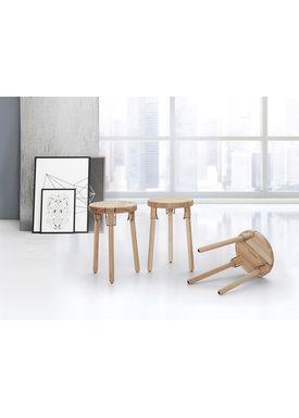 Andersen Furniture - Stol - U1 Stool - Ask