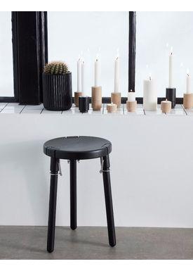 Andersen Furniture - Stol - U1 Stool - Sort