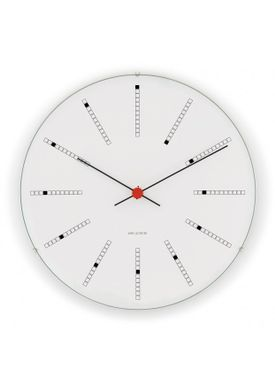 Arne Jacobsen - Watch - Bankers Ure - Wall Clock Ø48