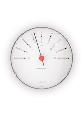 Arne Jacobsen - Watch - Bankers Vejrstationer - Hygrometer