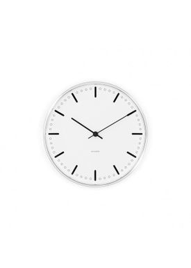 Arne Jacobsen - Watch - City Hall Ure - Wall Clock Ø21