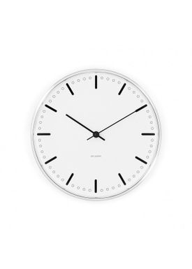 Arne Jacobsen - Watch - City Hall Ure - Wall Clock Ø29