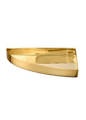 AYTM - Bakke - UNITY quarter circle  - Large - Gold