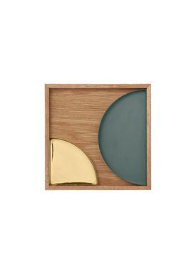 AYTM - Bakke - UNITY wooden - Small - Oak