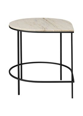 AYTM - Bord - STILLA table - Marble/Sand