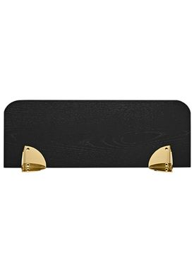 AYTM - Shelf - AEDES shelf - Small - Black/Gold