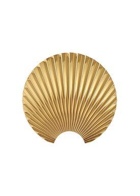 AYTM - Krokar - CONCHA krog - Gold