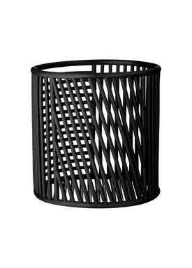 AYTM - Basket - MOTUS - High - Black