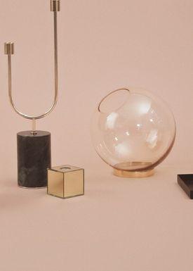 AYTM - Candlestick - Speculum - Gold