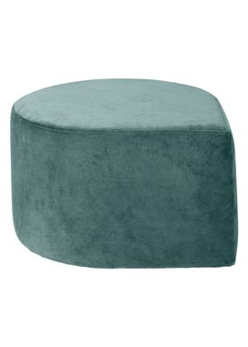 AYTM - Puf - STILLA pouf - Dusty Green