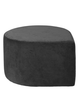 AYTM - Puff - STILLA pouf - Anthracite