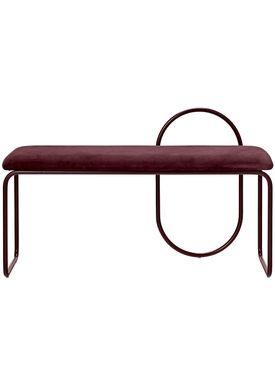 AYTM - Sofa - ANGUI Bench - Bordeaux