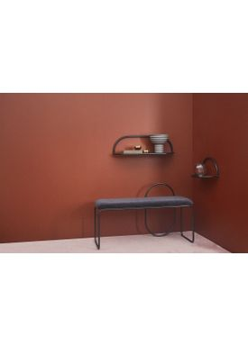 AYTM - Sofa - ANGUI Bench - Rose