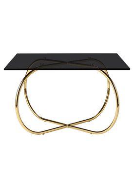 AYTM - Sofabord - ANGUI coffee table - Black/Gold