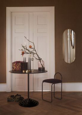 AYTM - Spegel - ANGURI wall mirror - Small - Bordeaux