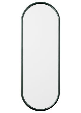 AYTM - Spejl - ANGURI oval mirror - Large - Forest