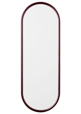 AYTM - Spegel - ANGURI wall mirror - Large - Bordeaux