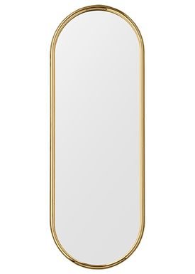 AYTM - Spegel - ANGURI wall mirror - Large - Gold