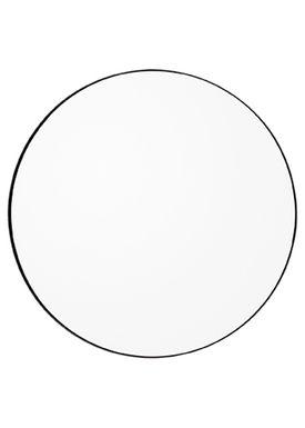 AYTM - Spejl - CIRCUM round - Clear/Black Large