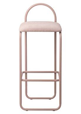 AYTM - Chair - ANGUI bar chair - High - Rose