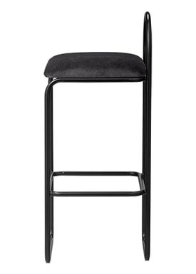 AYTM - Stol - ANGUI bar chair - High - Anthracite