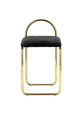 AYTM - Stol - ANGUI Chair - Black/Gold