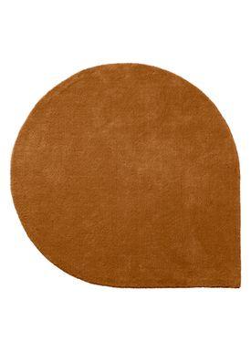 AYTM - Filt - Stilla Rug - Large - Amber