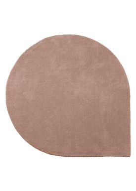 AYTM - Blanket - Stilla Rug - Large - Rose