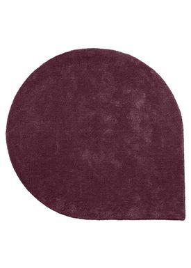 AYTM - Blanket - Stilla Rug - Large - Bordeaux