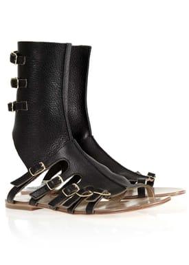 3772 Sandaler Sort