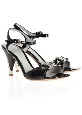123456 Stilettos Black