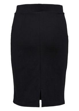 - Conditioner - Sussy Mid Waist Skirt - Black