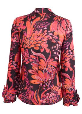 Baum und Pferdgarten - Blouse - Mildred Blouse - Pink Feathersky