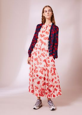 Baum und Pferdgarten - Dress - Alexandrina AW18 - Red Poppy