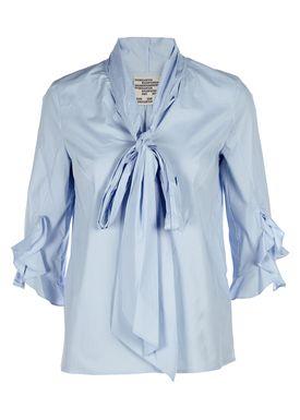 Baum und Pferdgarten - Skjorte - Marguerite AW17 - Brunnera Blue