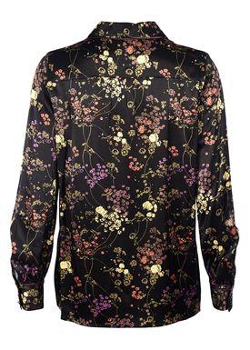 Baum und Pferdgarten - Skjorte - Michelle - Night Bloom