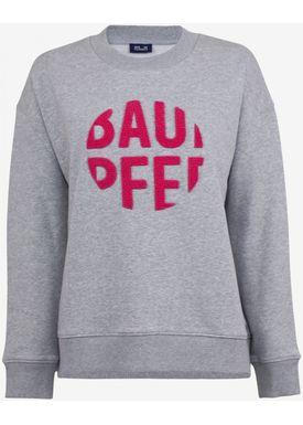 Baum und Pferdgarten - Sweatshirt - Jaala - Grey Melange/Pink