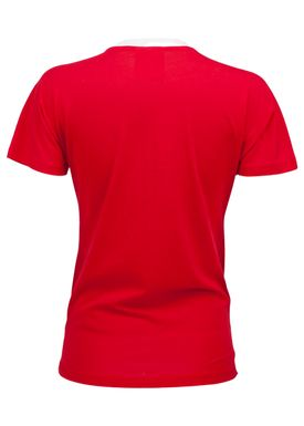 Baum und Pferdgarten - T-shirt - Eira - Jolly Good - Red & White