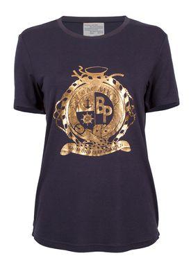 Baum und Pferdgarten - T-shirt - Enye AW17 - Navy