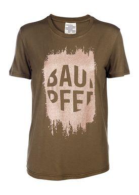 Baum und Pferdgarten - T-shirt - Enye SS18 - Dark Olive