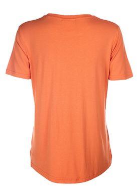 Baum und Pferdgarten - T-shirt - Enye SS18 - Mandarin Orange