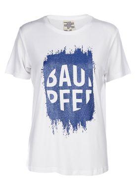 Baum und Pferdgarten - T-shirt - Enye SS18 - Bright White