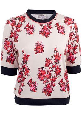 Baum und Pferdgarten - T-shirt - Jacomina - Pink Splash