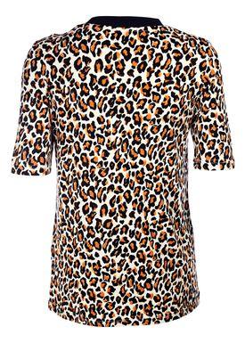 Baum und Pferdgarten - T-shirt - Jasbir - True Leopard