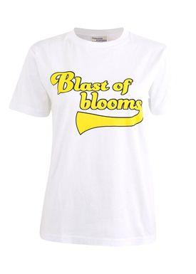 Baum und Pferdgarten - T-shirt - Jolee - Bright White