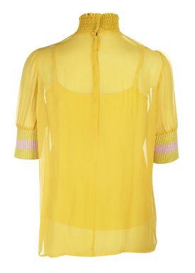 Baum und Pferdgarten - T-shirt - Maribel - Oil Yellow